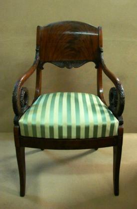 Кресло Ампир.