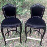 Барные стулья в стиле рококо, 1990-е годы.